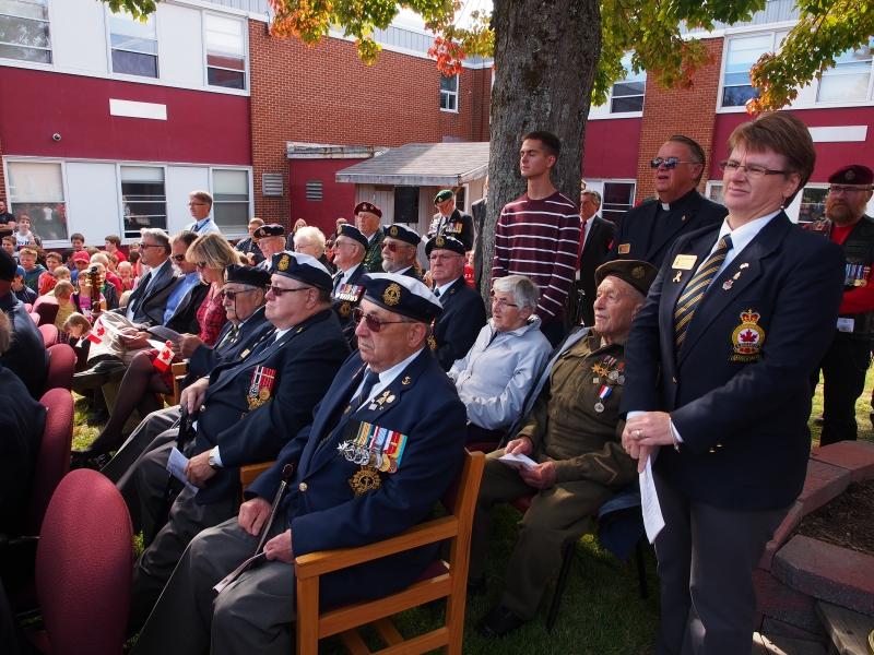 OM-D Cpl.Paul Davis Memorial dedication  Sept.25.014 BHS 048