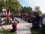 Dedication of Monument - Cpl Paul Davis