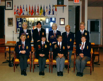 Ladies-Auxiliary-executive